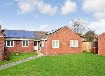 Thumbnail 4 bed detached bungalow for sale in Primrose Close, Chatham, Kent
