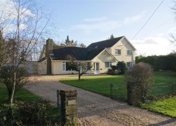 Thumbnail 5 bedroom detached house for sale in Church Hill, Pakenham, Bury St. Edmunds