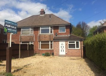 Thumbnail 4 bed semi-detached house for sale in St. Michaels Avenue, Yeovil