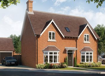 Thumbnail 4 bedroom detached house for sale in Millbrook Grange, Cottingham Drive, Moulton
