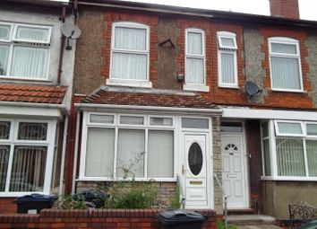 Thumbnail 3 bed terraced house for sale in Burlington Road, Small Heath, Birmingham