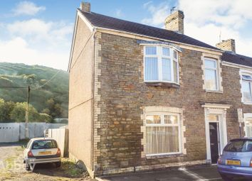 Thumbnail 4 bed end terrace house for sale in Ynysymaerdy Road, Briton Ferry, Neath