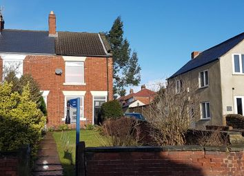 Thumbnail 2 bed cottage to rent in Station Road, Brimington, Chesterfield