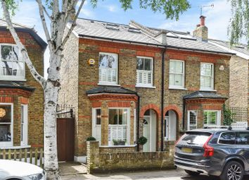 Thumbnail 4 bedroom semi-detached house for sale in South Western Road, St Margarets, Twickenham