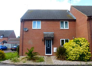 Thumbnail 1 bed flat to rent in The Mews, Watchfield, Swindon