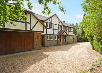 Thumbnail 5 bed detached house to rent in Earleydene, Ascot