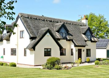 Thumbnail 4 bed detached house for sale in Bickley Lane, Bickley, Malpas