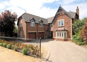 Thumbnail 5 bed cottage for sale in Jacobs Way, Pickmere, Knutsford