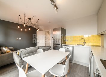 Thumbnail 4 bed flat to rent in Pencraig Way, London