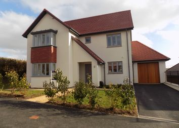 4 bed detached house for sale in Buckingham Close, Exmouth EX8
