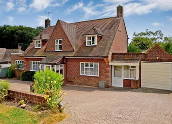 Thumbnail 4 bed detached house for sale in Palmers Way, Worthing, West Sussex