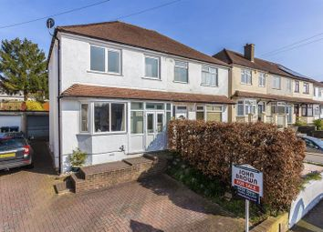 Thumbnail 3 bed semi-detached house for sale in Campbell Road, Caterham