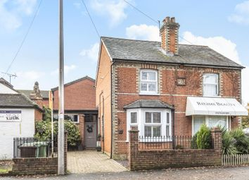 3 bed semi-detached house for sale in The Folly, Red Road, Lightwater GU18