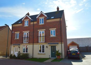 Thumbnail 4 bed town house for sale in Whitby Avenue, Eye