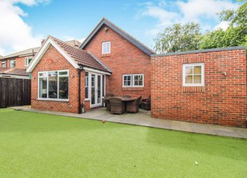 Thumbnail 3 bed detached bungalow for sale in Hedgelea, Ryton