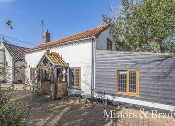 Thumbnail 2 bed detached house for sale in Station Road, Docking, King's Lynn
