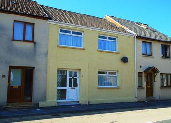 Thumbnail 3 bed terraced house for sale in Panteg, Felinfoel, Llanelli, Carmarthenshire
