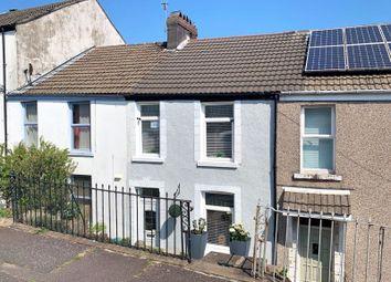 Thumbnail 2 bed terraced house for sale in Hewson Street, Swansea