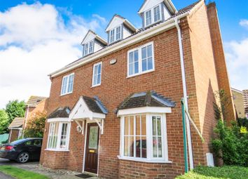 Thumbnail 5 bed detached house for sale in The Smithy, Warboys, Huntingdon