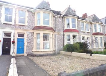 Thumbnail 2 bed flat for sale in Stoke, Plymouth, Devon
