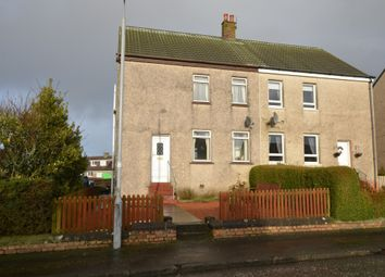 Thumbnail 3 bed semi-detached house for sale in 8 Merkland Place, Kirkoswald