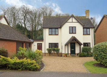 Thumbnail 4 bed detached house for sale in The Coppice, Great Barton, Bury St. Edmunds