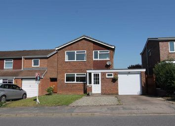 Thumbnail 3 bed detached house for sale in Roman Way, Ross-On-Wye