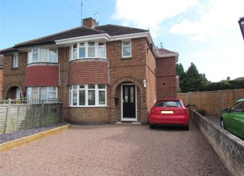 Thumbnail 3 bed semi-detached house for sale in Bloomfield Road, St Johns, Worcester, Worcestershire