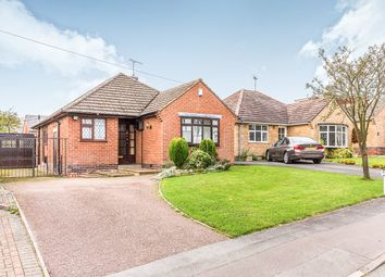 Thumbnail 2 bed bungalow for sale in Workhouse Lane, Burbage, Hinckley