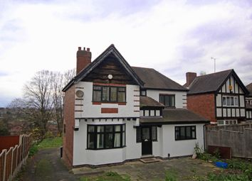Thumbnail 4 bedroom detached house to rent in Burton Road, Derby