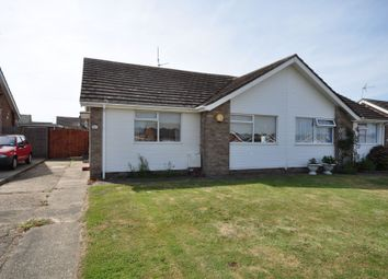 Thumbnail 2 bed semi-detached bungalow for sale in Columbine Gardens, Walton-On-The-Naze