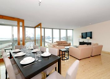 Thumbnail 2 bed flat for sale in The Tower, 1 St. George Wharf, London