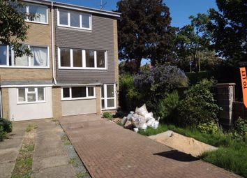 Thumbnail 5 bedroom end terrace house to rent in Bridgefield Close, Colchester, Essex