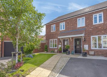 Thumbnail 2 bedroom end terrace house for sale in Chilton, Didcot