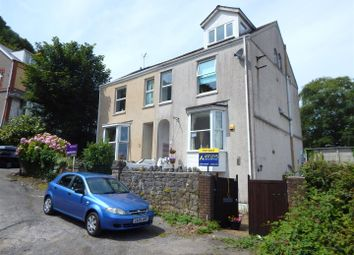 Thumbnail 5 bed semi-detached house for sale in Overland Road, Mumbles, Swansea