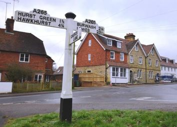 Thumbnail 4 bed terraced house for sale in High Street, Etchingham, East Sussex
