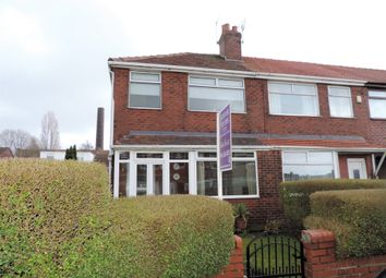 Thumbnail 2 bed semi-detached house for sale in 9 Marfield Avenue, Chadderton