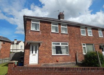 Thumbnail 3 bed semi-detached house for sale in Queens Avenue, Connah's Quay, Deeside