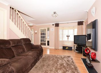 Thumbnail 3 bed semi-detached house for sale in Manor House Drive, Park Farm, Ashford, Kent