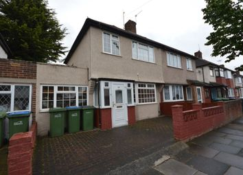 Thumbnail 4 bed semi-detached house to rent in Birkdale Road, London
