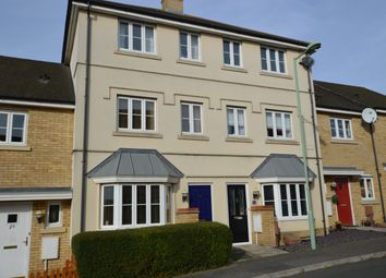 Thumbnail 3 bed town house for sale in Hales Barn Road, Haverhill