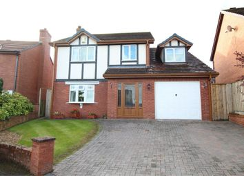 Thumbnail 5 bed detached house for sale in Berkeley Grange, Off Newtown Road, Carlisle, Cumbria