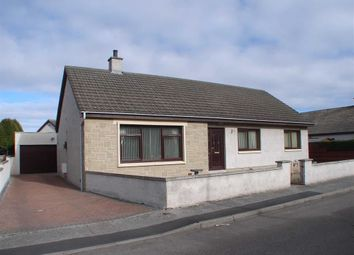 Thumbnail 4 bed detached bungalow for sale in Balnacoul Road, Mosstodloch, Moray