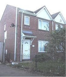 Thumbnail 3 bedroom semi-detached house to rent in Western Road, Jarrow