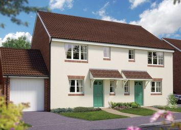 "Thumbnail 3 bedroom property for sale in ""The Southwold"" at Chivenor, Barnstaple"