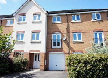 Thumbnail 4 bed town house for sale in Callender Gardens, Helsby