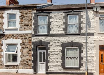 Thumbnail 3 bed terraced house for sale in Ruby Street, Adamsdown, Cardiff