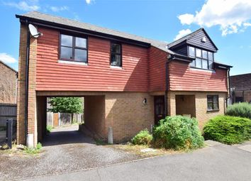 Thumbnail 3 bed detached house for sale in Nags Head Lane, Rochester, Kent