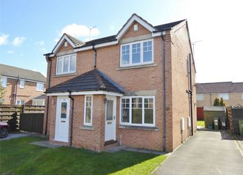 Thumbnail 2 bedroom semi-detached house to rent in Minchin Close, Off Water Lane, York