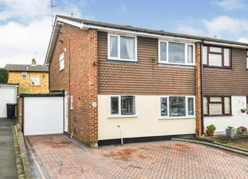 Thumbnail 3 bedroom semi-detached house for sale in North Weald, Essex